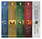 George R. R. Martin's A Game of Thrones 5-Book Boxed Set (Song of Ice and Fire Series) (eBook, ePUB)