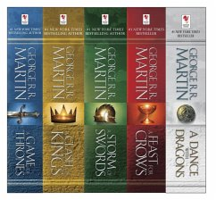 George R. R. Martin's A Game of Thrones 5-Book Boxed Set (Song of Ice and Fire Series) (eBook, ePUB) - Martin, George R. R.