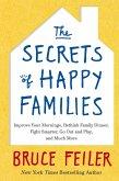 The Secrets of Happy Families (eBook, ePUB)