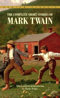 The Complete Short Stories of Mark Twain (eBook, ePUB) - Twain, Mark