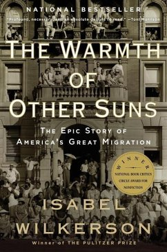 The Warmth of Other Suns (eBook, ePUB) - Wilkerson, Isabel