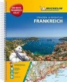 Michelin Straßen- und Reiseatlas Frankreich