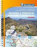 Michelin Straßen- und Reiseatlas Spanien & Portugal; Espagne & Portugal