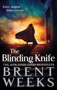 The Blinding Knife (eBook, ePUB) - Weeks, Brent