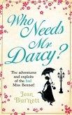 Who Needs Mr Darcy? (eBook, ePUB)