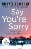 Say You're Sorry (eBook, ePUB)