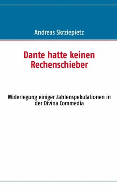 Dante hatte keinen Rechenschieber (eBook, ePUB)