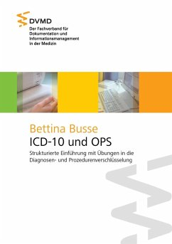 ICD-10 und OPS (eBook, ePUB) - Busse, Bettina