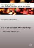Social Representation of Climate Change (eBook, ePUB)