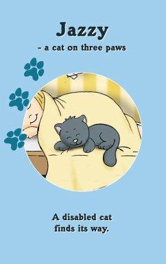 JAZZY - a cat on three paws (eBook, ePUB)