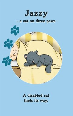 JAZZY - a cat on three paws (eBook, ePUB)