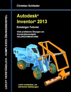 Autodesk Inventor 2013 - Einsteiger-Tutorial (eBook, ePUB)