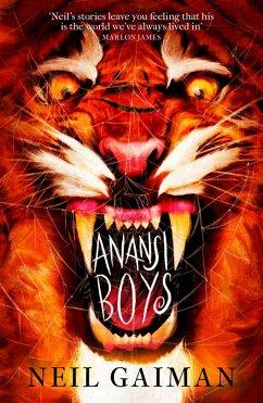 Anansi Boys (eBook, ePUB) - Gaiman, Neil