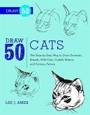 Draw 50 Cats (eBook, ePUB)