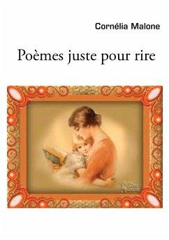 Poèmes juste pour rire (eBook, ePUB)
