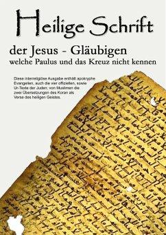 Heilige Schrift (eBook, ePUB)