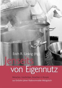 Jenseits vom Eigennutz (eBook, ePUB)