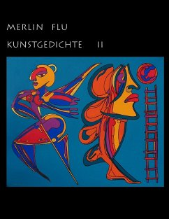 Kunstgedichte II (eBook, ePUB) - Merlin Flu