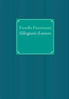 Sillogismi d'amore (eBook, ePUB)