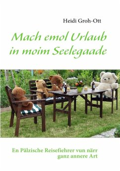 Mach emol Urlaub in moim Seelegaade (eBook, ePUB)
