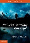 Music in Germany since 1968 (eBook, PDF)