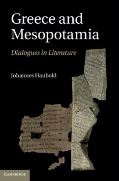 Greece and Mesopotamia (eBook, PDF) - Haubold, Johannes