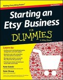 Starting an Etsy Business For Dummies (eBook, PDF)