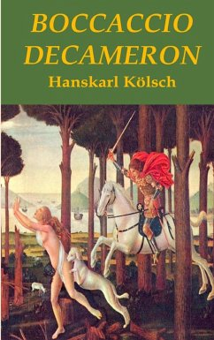 Boccaccio - Decameron - erotische Novellen - Interpretation (eBook, ePUB) - Kölsch, Hanskarl