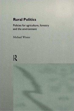 Rural Politics (eBook, ePUB) - Winter, Michael