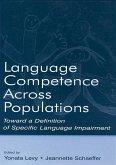 Language Competence Across Populations (eBook, PDF)