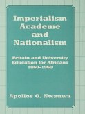 Imperialism, Academe and Nationalism (eBook, ePUB)