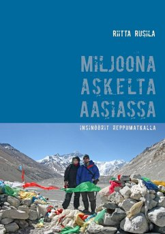 Miljoona askelta Aasiassa (eBook, ePUB)