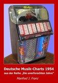 Deutsche Musik-Charts 1954 (eBook, ePUB)