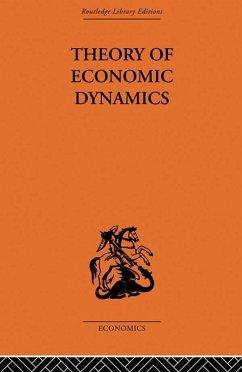 Theory of Economic Dynamics (eBook, ePUB) - Kalecki, M.