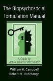 The Biopsychosocial Formulation Manual (eBook, ePUB)
