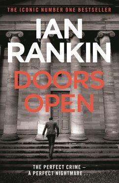 Doors Open (eBook, ePUB) - Rankin, Ian