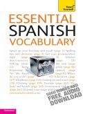 Essential Spanish Vocabulary: Teach Yourself (eBook, ePUB)