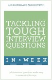Tackling Tough Interview Questions In A Week (eBook, ePUB)
