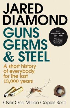 Guns, Germs and Steel (eBook, ePUB) - Diamond, Jared