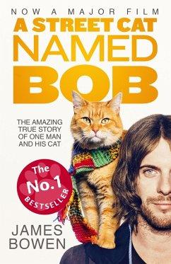 A Street Cat Named Bob (eBook, ePUB) - Bowen, James