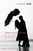 When Love Speaks (eBook, ePUB)