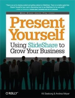 Present Yourself (eBook, PDF) - Seeborg, Kit