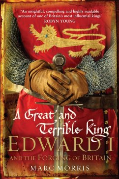 A Great and Terrible King (eBook, ePUB) - Morris, Marc