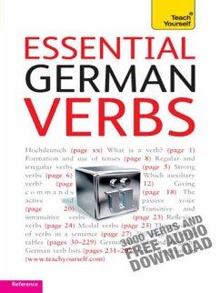 Essential German Verbs: Teach Yourself (eBook, ePUB) - Robertson, Silvia; Roberts, Ian