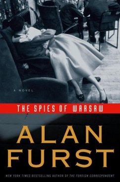 The Spies of Warsaw (eBook, ePUB) - Furst, Alan