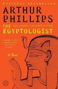The Egyptologist (eBook, ePUB) - Phillips, Arthur