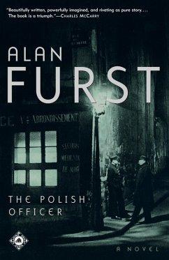 The Polish Officer (eBook, ePUB) - Furst, Alan