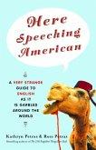 Here Speeching American (eBook, ePUB)