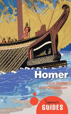 Homer (eBook, ePUB) - Barker, Elton T. E.; Christensen, Joel P.