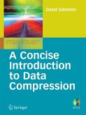 A Concise Introduction to Data Compression (eBook, PDF)